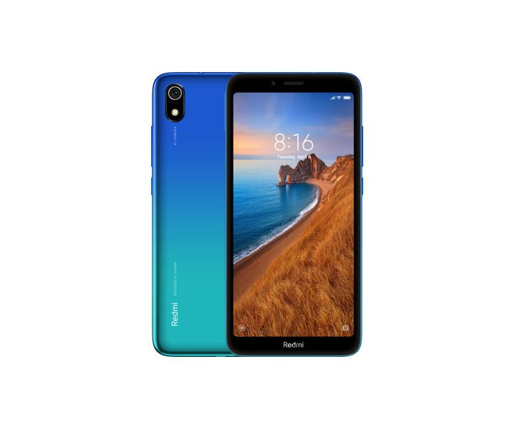 фото Смартфон Xiaomi Redmi 7A 2/32GB Gem Blue від магазину DomComfort