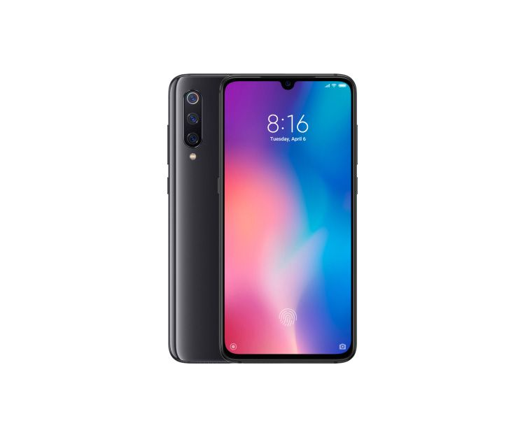 фото Смартфон Xiaomi Mi 9 6/64GB Piano Black від магазину DomComfort
