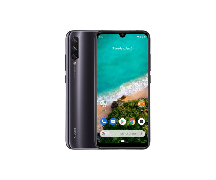 фото Смартфон Xiaomi Mi A3 4/64GB Kind of Grey від магазину DomComfort