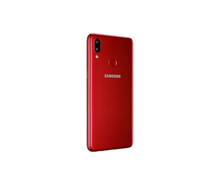 фото Смартфон Samsung Galaxy A10s 2/32GB Red (SM-A107FZRDSEK) від магазину DomComfort